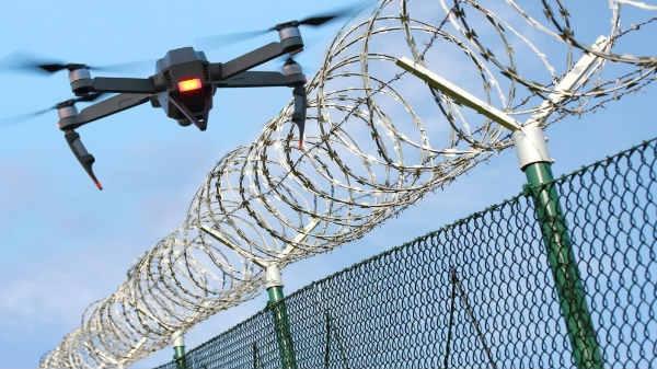 Drone के जरिए पाकिस्तान से भारत में हो रही है ड्रग सप्लाई