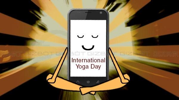 अंतराष्ट्रीय योगा दिवस: 5 योगा ऐप जो आपको बना देंगे फिट