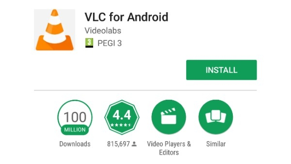 5. VLC For Android