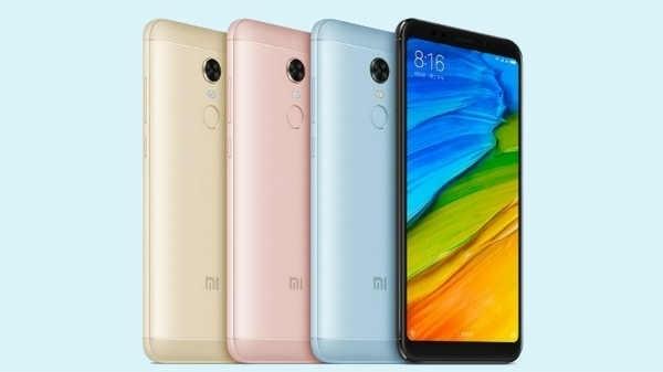 Xiaomi Redmi 5 पर डिस्काउंट, ये भी मिलेंगे ऑफर्स