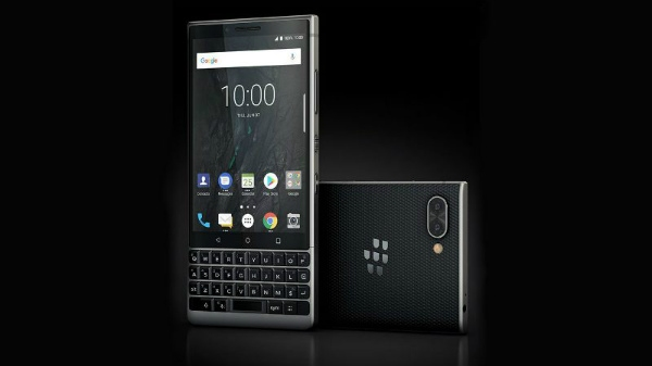 BlackBerry Key2 इंडिया में हुआ लॉन्च, शानदार डिजाइन और फीचर्स वाला स्मार्टफोन