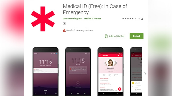 Medical ID (Android/iOS)