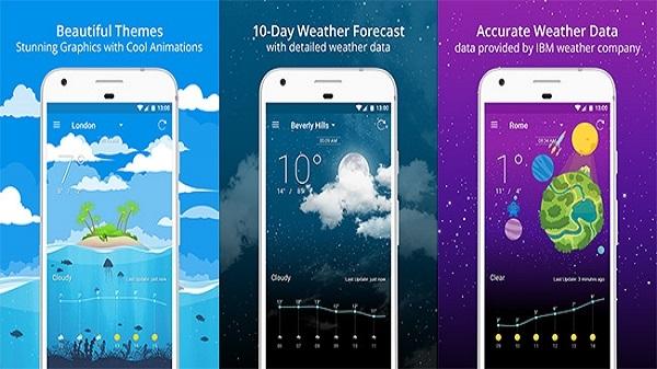 इन ऐप्स को करें इंस्टॉल और मौसम की जानकारी से रहें अपडेट