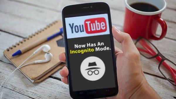Youtube में Incognito Mode का कैसे करें इस्तेमाल
