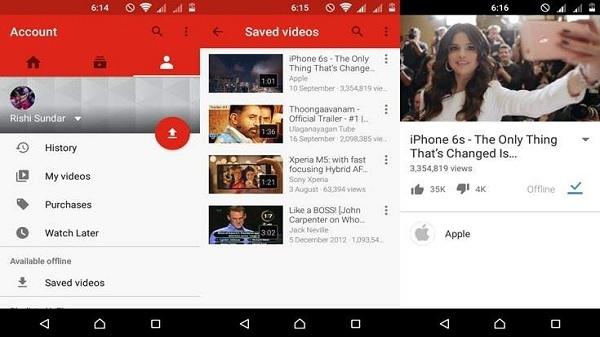 YouTube की ऑफलाइन वीडियो को किसी भी स्मार्टफोन से कैसे डिलीट करें...?