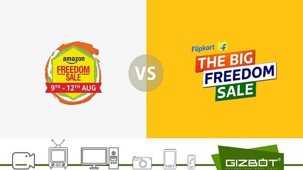 Amazon Vs Flipkart- एक जगह पर जानिए दोनों कंपनियों के सभी खास ऑफर्स