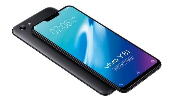 भारत में लॉन्च हुए वीवो के नए स्मार्टफोन Vivo Y81 के खास फीचर्स