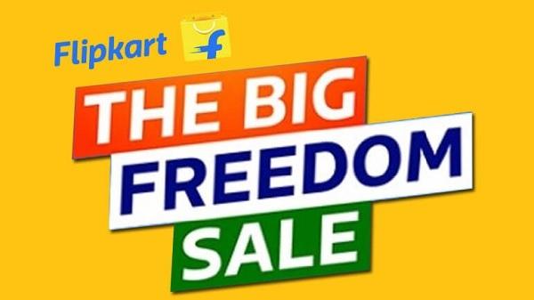 Flipkart की The Big Freedom Sale 10 अगस्त से होगी शुरू