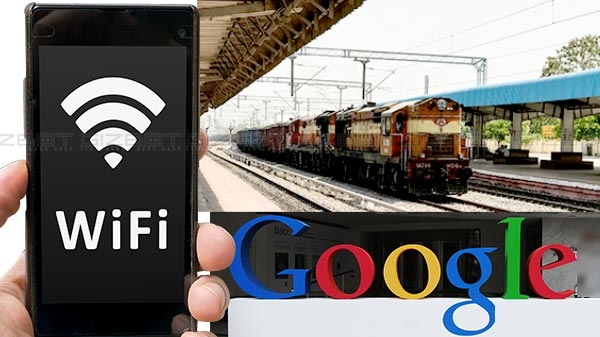 अगले 6 महीने में 6 हजार स्टेशनों पर यात्रियों को मिलेगी Wi-Fi की सुविधा