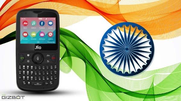 JioPhone 2 की प्री बुकिंग 15 अगस्त से होगी शुरू