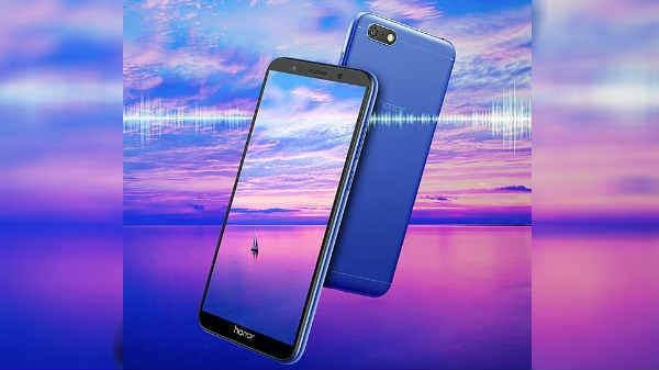 आज 2 बजे लॉन्च होगा Honor 7S, कंपनी ने दिया फ्री में फोन जीतने का मौका