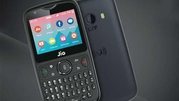 Jio Phone 2 की फ्लैश सेल हुई शुरू, अब WhatsApp, YouTube, Google Maps से लैस