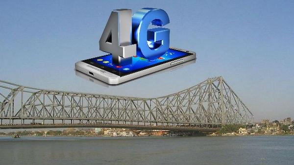 कोलकाता 4G कनेक्टिविटी के मामले में सबसे आगे