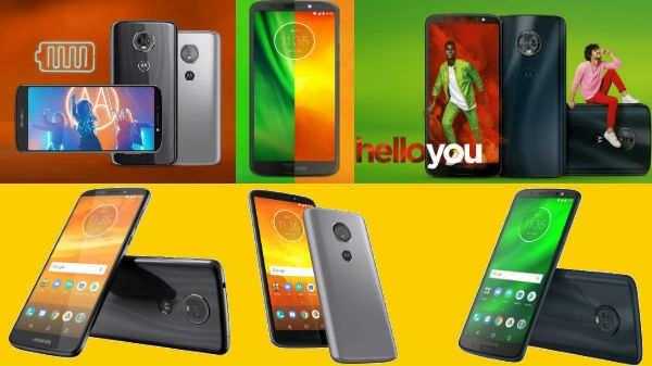 Android Oreo के साथ सबसे अच्छे Motorola स्मार्टफोन की लिस्ट