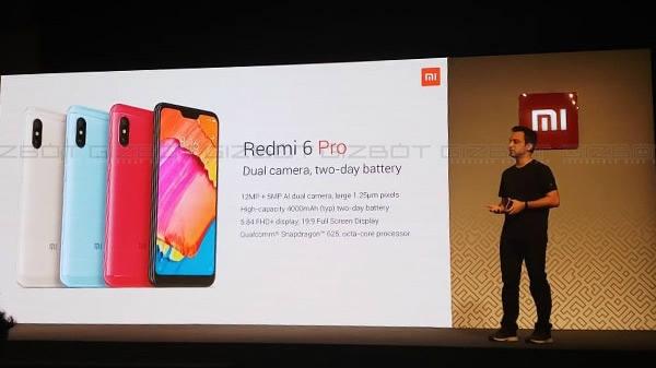 Xiaomi Redmi 6 Pro का रिव्यू, विस्तार में जानें सभी खास फीचर्स