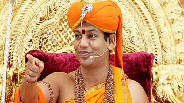 स्वामी नित्यानंद का दावा गाय, बंदर और शेर भी बोलेंगे संस्कृत और तमिल