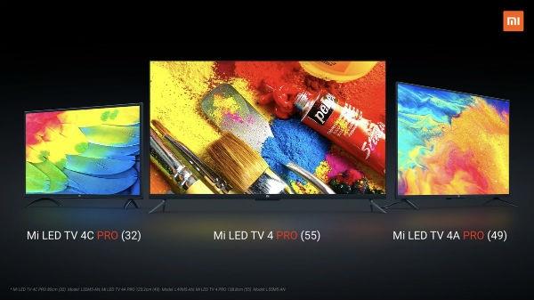 Xiaomi ने 3 नए स्मार्ट टीवी किए लॉन्च, जानें कीमत और फीचर
