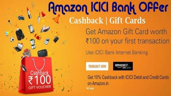 Amazon ने ICICI Bank के साथ की साझेदारी, प्राइम मेंबर्स को मिलेगा फायदा