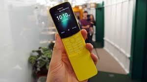 Nokia 8110 4G की सभी फीचर्स और कीमत