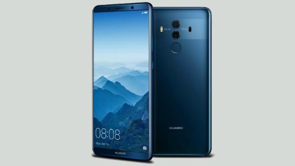 Huawei mate 20 की तस्वीरें लीक, छोटे bezels और वाटरड्रॉप नॉच के साथ आएगा फोन