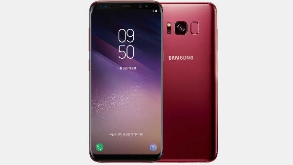 Samsung Galaxy S8 पर 27,910 रुपए का भारी डिस्काउंट