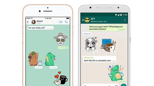 WhatsApp में आया स्टीकर्स फीचर, जानिए कैसे बदल जाएगा चैटिंग का नेचर