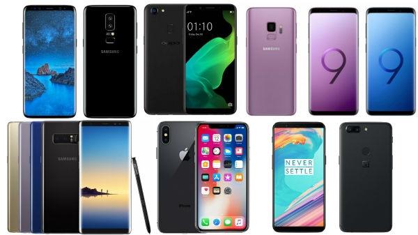 नवंबर में इन पांच स्मार्टफोन के लॉन्च होने की संभावना