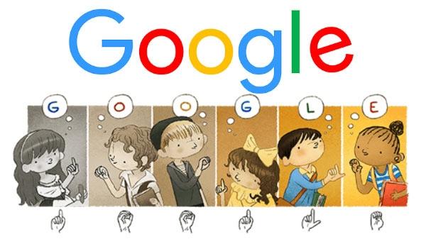 गूगल ने आज डूडल में