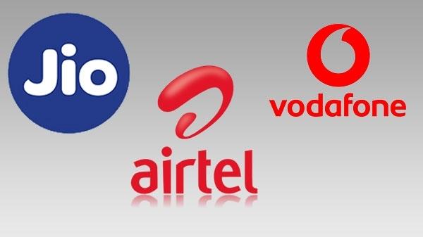 Jio, Airtel और Vodafone के 200 रुपए से कम वाले प्रीपेड प्लान