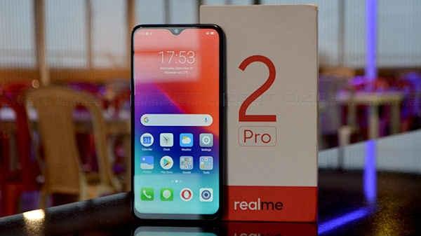 Realme 2 Pro की बिक्री आज से फ्लिपकार्ट पर हुई शुरू