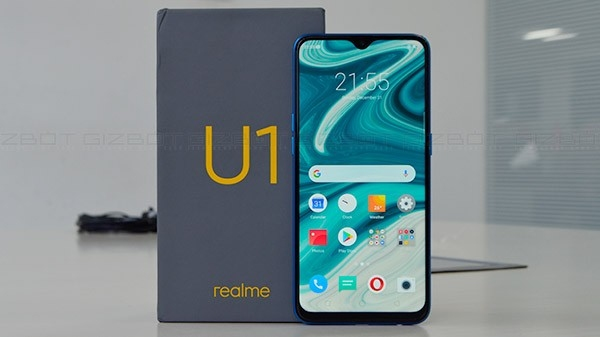 Realme U1 भारत में हुआ लॉन्च, बेहतरीन प्रोसेसर और कैमरा फीचर्स से लैस