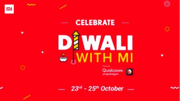 """Xiaomi की """"Diwali with Mi"""" सेल शुरू, मिलेगा इन चीजों पर डिस्काउंट"""