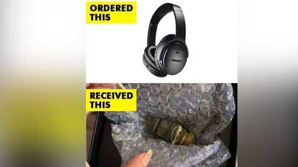 अमेजन से परेशान हुई सोनाक्षी सिन्हा...! मंगवाया हेडफोन, मिला लोहा