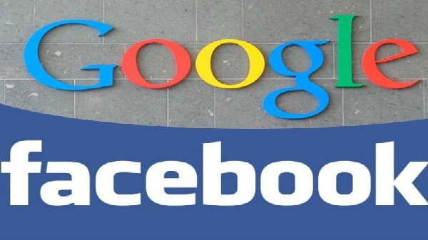 गूगल और फेसबुक को भरना होगा 450,000 डॉलर का हर्जाना