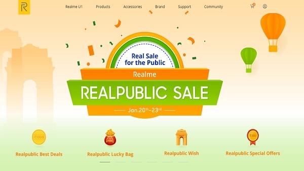 Realme का Realpublic Sale, इन डिवाइस पर मिलेगा भारी डिस्काउंट