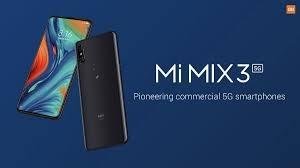 MWC 2019 इवेंट में शाओमी ने लॉन्च किया अपना पहला 5G स्मार्टफोन: Mi MIX 3