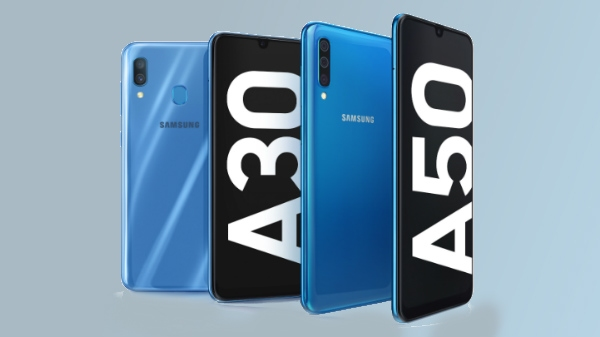 सैमसंग ने लॉन्च किया Galaxy A30 और Galaxy A50 स्मार्टफोन, इंफिनिटी डिस्प्ले से लैस