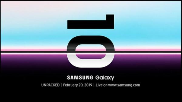सैमसंग गैलेक्सी S10+ की ऑफिशियल इमेज हुई लीक, क्या आपने देखा...?