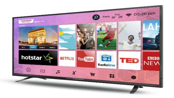 Thomson TV ने Zee5 के साथ की पार्टनरशिप, यूजर्स को मिलेंगे कुछ खास फायदे