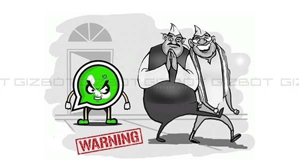 WhatsApp ने राजनीतिक दलों को दी चेतावनी, कहा नहीं मानें तो बंद हो जाएगा अकाउंट