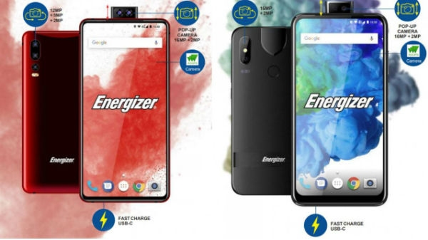 Energizer ने किए 2 स्मार्टफोन पेश, जानें स्पेसिफिकेशन