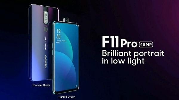 48 MP कैमरा सेटअप के साथ 5 मार्च को लॉन्च होगा Oppo F11 Pro