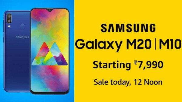 Samsung M Series की फ्लैश सेल शुरू, खरीदने के लिए जल्दी करें...!