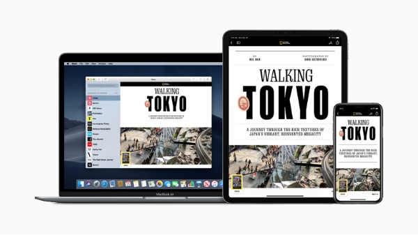 एप्पल ने लॉन्च किया अपना Apple News+, जानिए इसकी खास बात