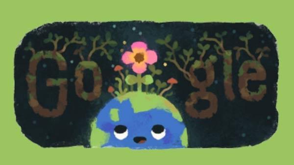 Spring Equinox को गूगल ने अपने डूडल से बनाया खास, जानिए आज के दिन की खासियत