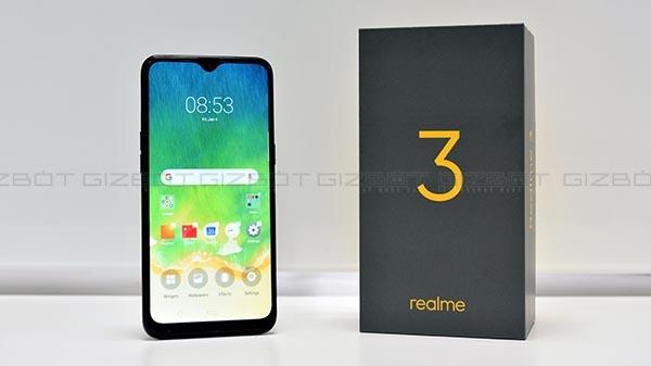 Realme 3 की फ्लैश सेल एक बार फिर शुरू, खरीदना हो जल्दी करें...!