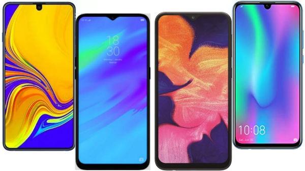 6 इंच से बड़ी डिस्प्ले वाले पांच सबसे अच्छे और नए स्मार्टफोन
