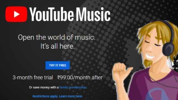 YouTube Music और Premium सर्विस हुई लॉन्च, मजेदार प्लेलिस्ट के साथ