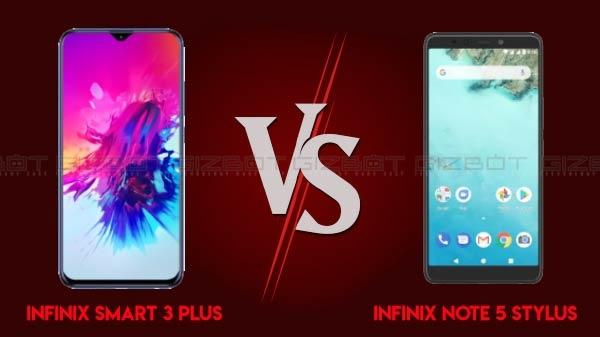 Infinix Smart 3 Plus vs Infinix Note 5 Stylus: दो सबसे सस्ते स्मार्टफोन का अंतर