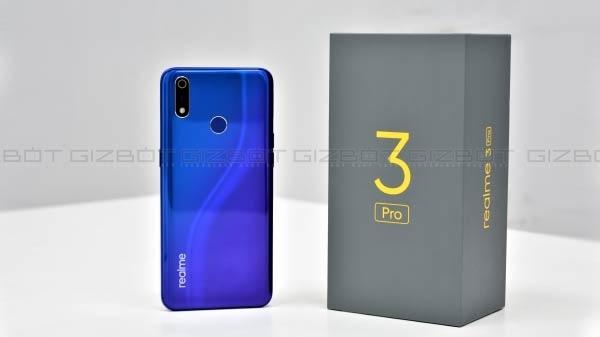 Realme 3 Pro की पहली बिक्री आज, 6300 रुपए तक का ऑफर